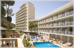 MAJORKA Low Cost - H. Globales Palma Nova Palace 4* + wycieczka Palma de Mallorca w cenie!